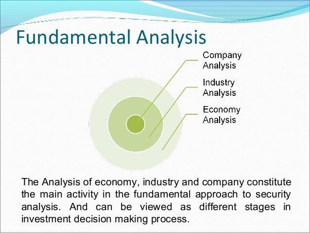fundamental analysis of a company pdf