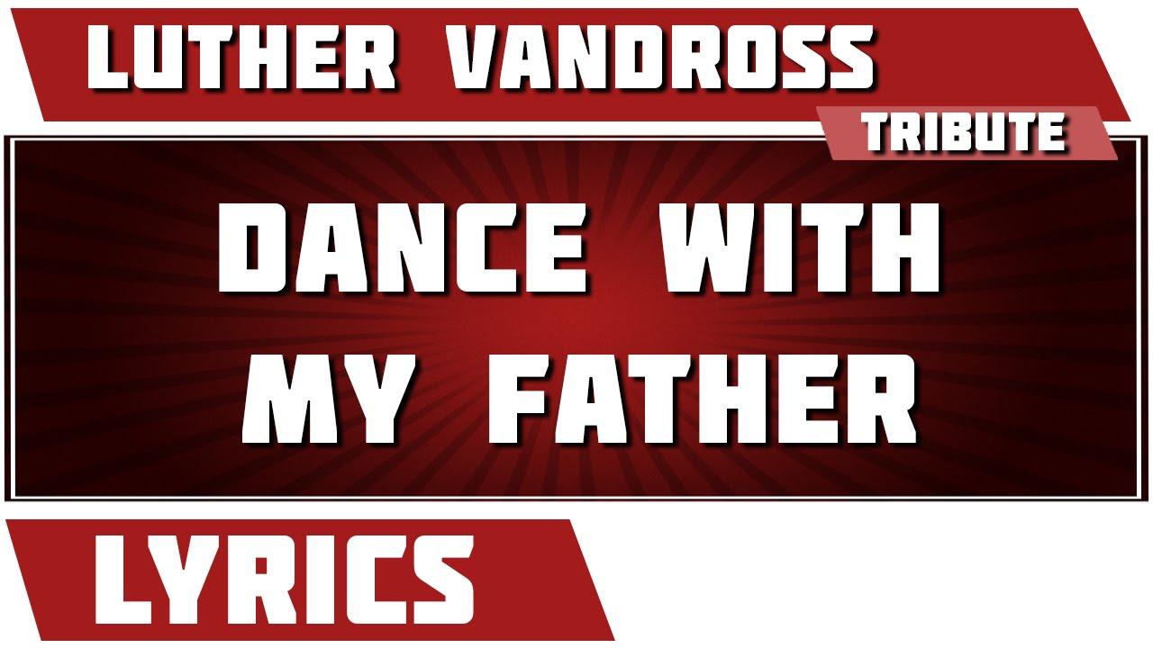 dance with my father lyrics pdf