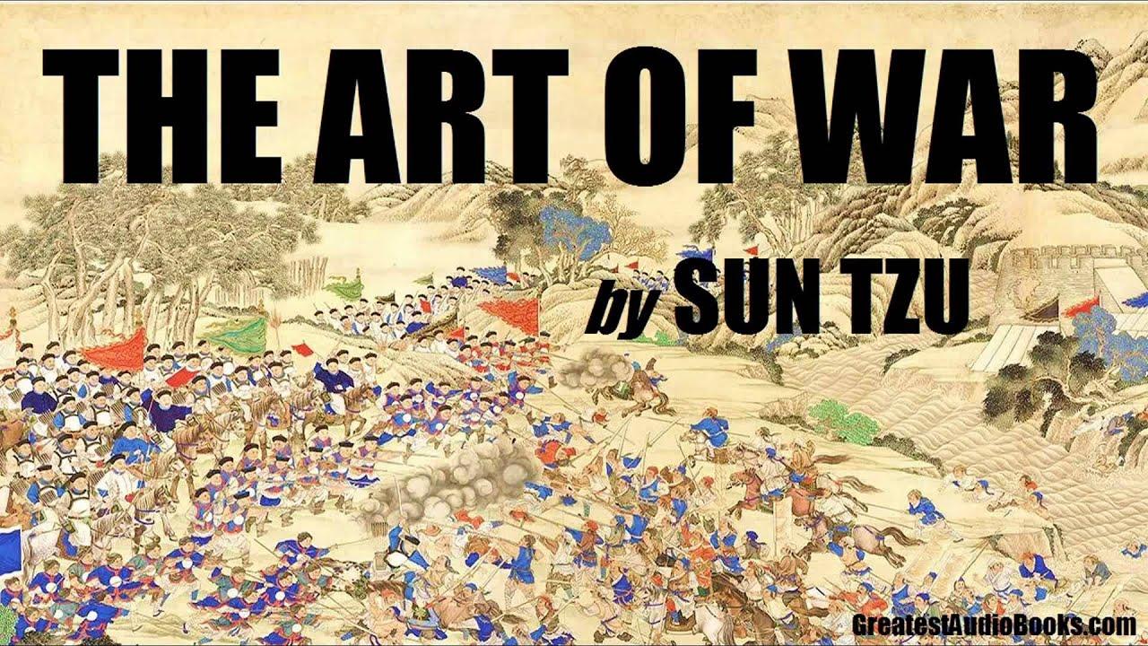 sun tzu art of war full download pdf