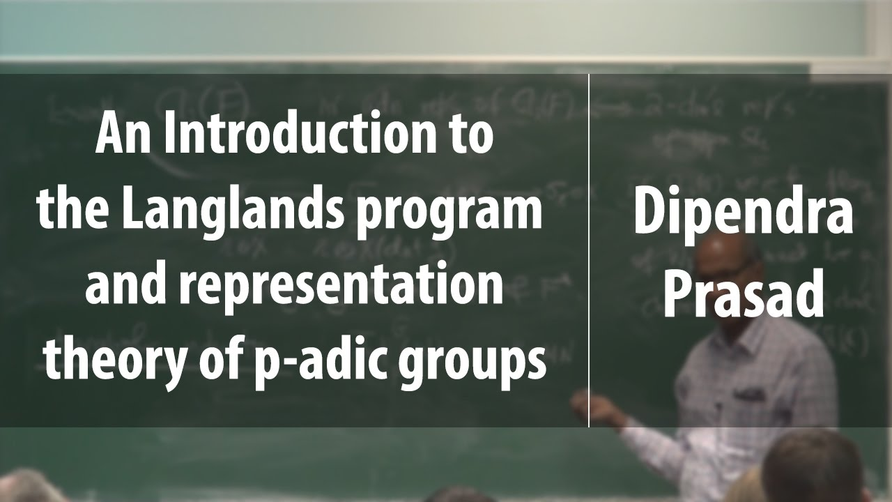 an introduction to the langlands program pdf