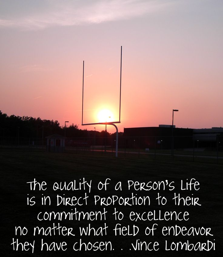 vince lombardi commitment to excellence pdf