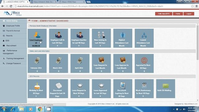 web based payroll system pdf