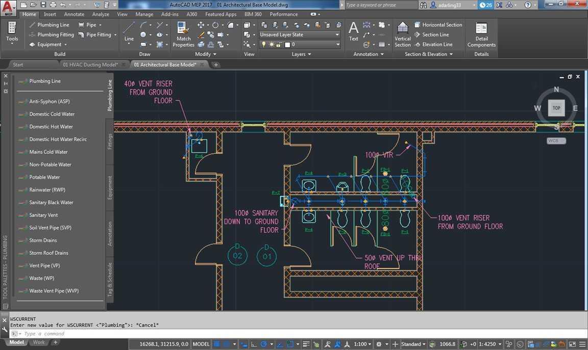 autocad 2015 floor plan tutorial pdf