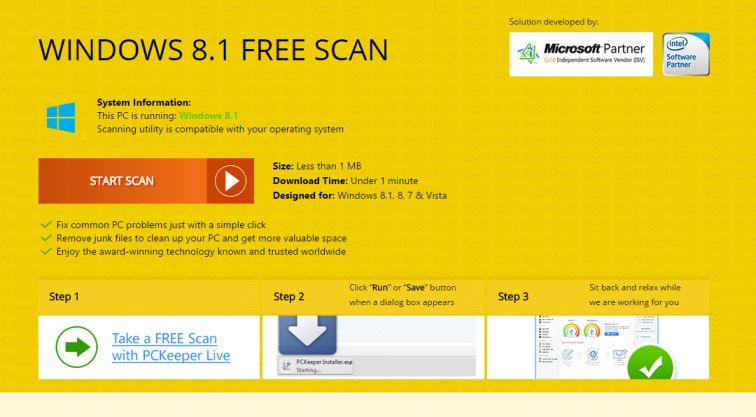 windows 8.1 fax and scan pdf