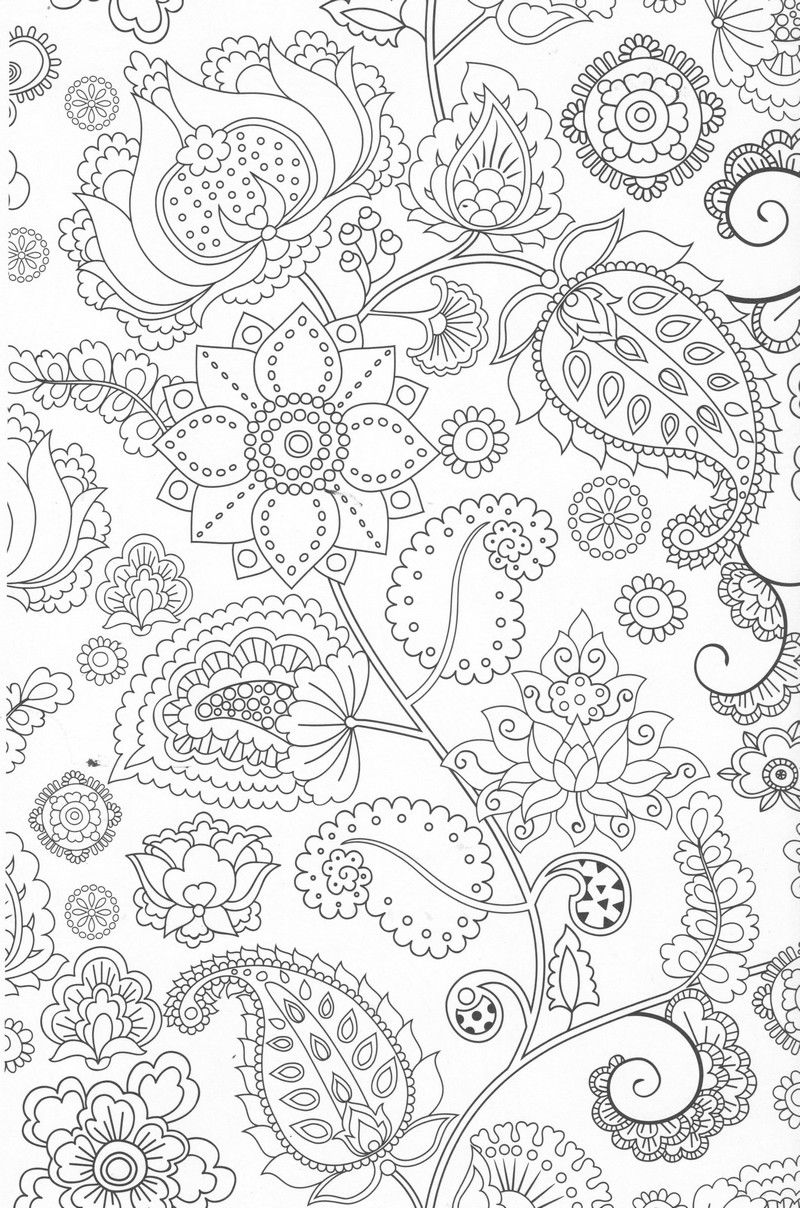 anti stress colouring book pdf