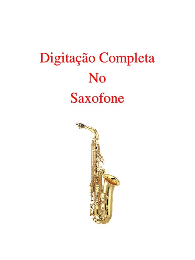 alto sax finger chart pdf