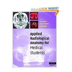 applied radiological anatomy butler pdf