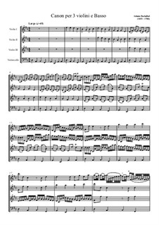 canon in d easy violin sheet music pdf