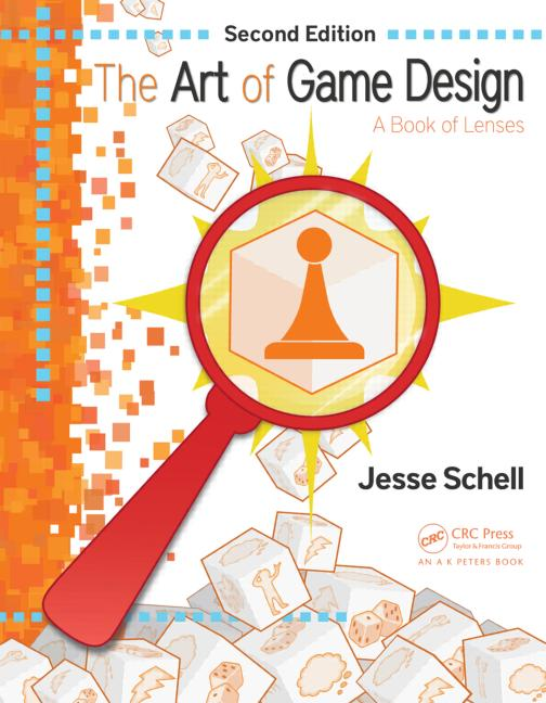 jesse schell the art of game design pdf