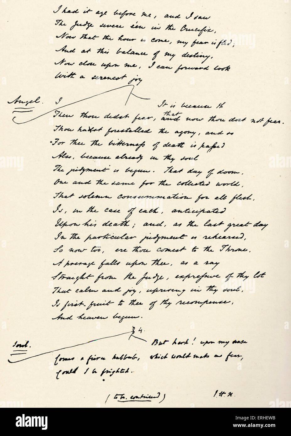 the dream of gerontius poem pdf