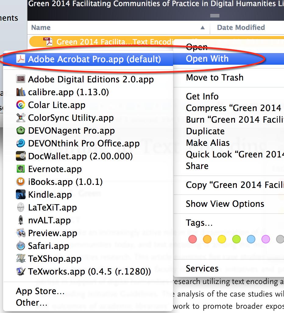 how to open pdf ipad