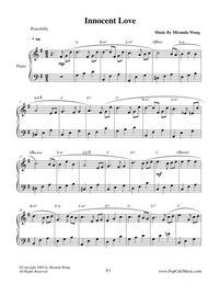 give me love sheet music pdf