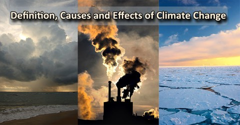 global warming definition causes effects and solutions pdf