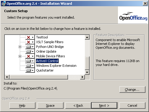 how to open a pdf file in open office